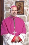 Mons. Angelo Spina, delegato Ceam alle comunicazioni sociali