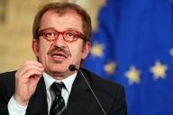 Roberto Maroni, presidente della Regione Lombardia