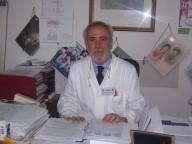 Il professor Pier Luigi Lelli Chiesa, primario di Chirurgia pediatrica dell'Ospedale Civile
