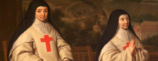 Ritratto di Mère Angélique
