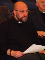 Don Giorgio Moriconi, vicario episcopale per la Pastorale e parroco di San Domenico a Penne