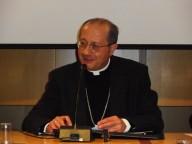 Mons. Bruno Forte, arcivescovo di Chieti-Vasto