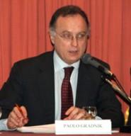 Paolo Gradnik, presidente Fondazione Banco Farmaceutico onlus