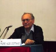 Padre Aldo D'Ottavio, direttore della Pastorale Sociale