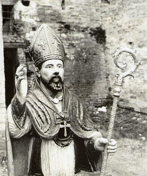 sveti Cetej (Peregrin) - škof