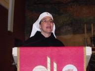 Federica Bucci, presidente sottosezione Unitalsi Pescara