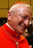 Card. Ennio Antonelli, inviato di Papa Francesco