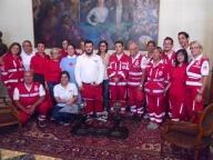 I volontari pescaresi di Croce Rossa