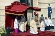 Papa Francesco beatifica Paolo VI