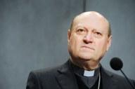 cardinale Gianfranco Ravasi, presidente della Commissione per la redazione del messaggio finale