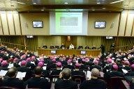 L'aula del Sinodo dei vescovi, nella recente Assemblea straordinaria
