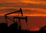 Un pozzo per l'estrazione di petrolio
