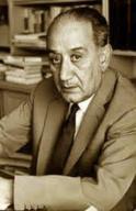 Lo scrittore Ignazio Silone