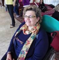 Lucia Maiolino, membro del Consiglio direttivo del Cvs Pescara