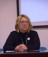 Lucia Todisca, direttrice  del Polo Irene