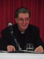 Mons. Pietro Santoro, vescovo di Avezzano e delegato Ceam per il convegno