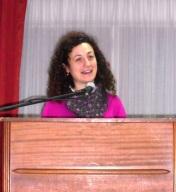 Rosalba Manes, biblista
