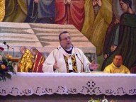 Mons. Tommaso Valentinetti, presidente della Ceam, presiederà la Santa Messa