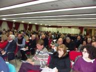 I 200 delegati diocesani partecipanti al convegno