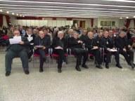I vescovi della Conferenza episcopale abruzzese e molisana presenti al convegno
