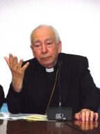 Card. Francesco Coccopalmerio, pres. Ponti. Consiglio per i Testi legislativi