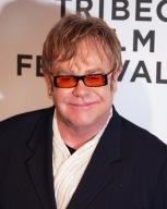 Elton John, cantante britannico