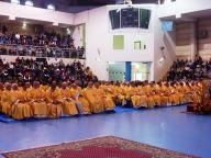 Una parte dei sacerdoti diocesani concelebranti