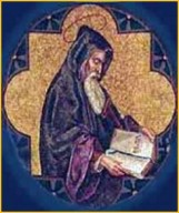 Un'immagine di san Gregorio di Narek, proclamato dottore della Chiesa