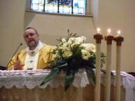 Mons. Valentinetti, pronuncia l'omelia