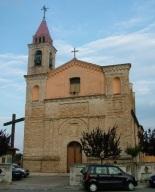 La parrocchia della Madonna del fuoco a Pescara