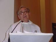 Padre Aldo D'Ottavio, superiore dei Padri Oblati a Pescara