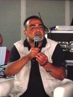 Amedeo Ricucci, inviato di guerra Rai