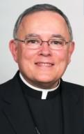 monsignor Carles Chaput, arcivescovo di Philadelphia