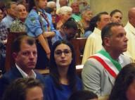 Il sindaco di Pescara Marco Alessandrini, accompagnato dagli assessori Giacomo Cuzzi e Veronica Teodoro
