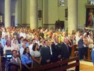 Numerose le autorità e i fedeli presenti in Cattedrale
