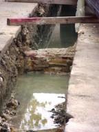 Un attacco dell'antico bastione cinquecentesco
