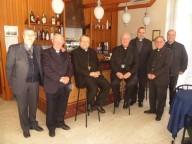 Monsignor Bianchi e monsignor Valentinetti incontrano gli assistenti spirituali regionali