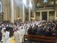 La Cattedrale di San Cetteo gremita di fedeli