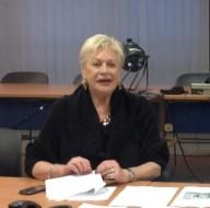 Maria Rosaria Parlione, assessore alla Refezione scolastica del Comune di Montesilvano