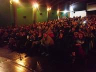 Il Teatro Circus di Pescara durante il convegno