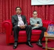Paul Bhatti, ex ministro pakistano e Francesco Messori