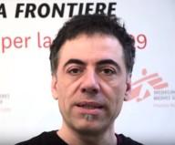 Giuseppe De Mola, ricercatore Medici senza frontiere
