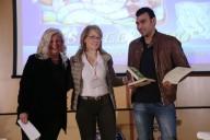 La premiazione del giovane egiziano Mousa Shala