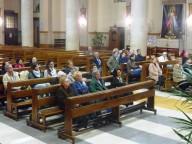 La Cattedrale di San Cetteo semivuota
