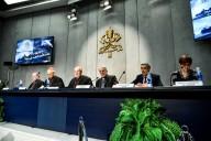 La presentazione odierna dell'esortazione apostolica Amoris laetitia