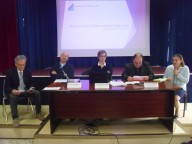 I relatori al Seminario formativo del Mlac a Pescara