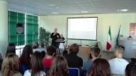 La testimonianza di Padre Bottaccio agli studenti del Liceo scientifico D'Ascanio di Montesilvano