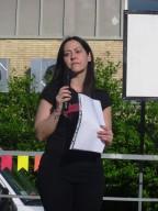 Luigina Tartaglia, coordinatrice del progetto Ninive