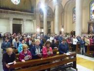 La Cattedrale di San Cetteo affollata dai ministri straordinari