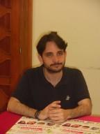 Corrado De Dominicis, addetto stampa Caritas e organizzatore dell'evento